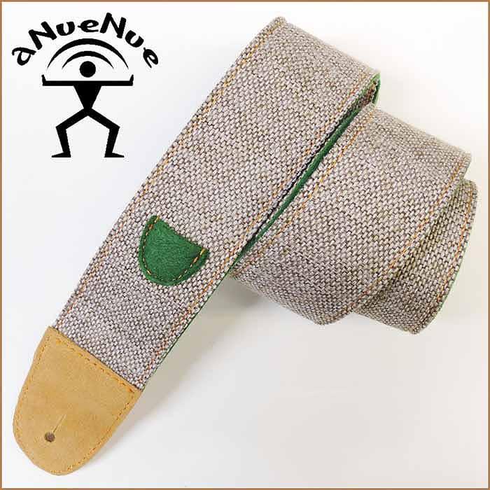 a NUE NUE(アヌエヌエ)Bird Strap ギタートラップ グリーン:GREEN /aNN-BS2(ギター用ストラップ)バードストラップ【送料無料】【smtb-KD】【RCP】