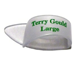 PICK BOY(ピックボーイ) Terry Gould/GUITAR PICK 「TP-TG/CL:クリア(Thumb Pick Celluloid Large 1.50mm)×10枚セット」 テリーゴールド・ギターピック 【送料無料】【smtb-KD】【RCP】:-p5