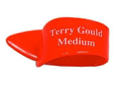 PICK BOY(ピックボーイ) Terry Gould/GUITAR PICK 「TP-TG/RE:レッド(Thumb Pick Celluloid Medium 1.00mm)×10枚セット」 テリーゴールド・ギターピック 【送料無料】【smtb-KD】【RCP】:-p5