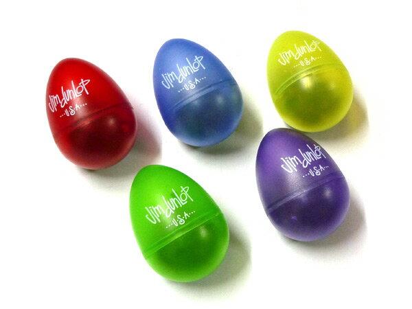 Jim Dunlop(ジムダンロップ) 「9102/エッグマラカス×1個」ミニマラカス※カラーはお選びいただけません※」 GEL Egg Maracas 【送料無料】【smtb-kd】【RCP】