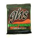 ghs strings(ガス) 「BB40M 013-056×1セット」 アコースティックギター弦/Bright Bronze 【送料無料】【smtb-KD】【...