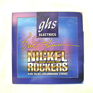 ghs strings(ガス) 「R+EJM 011-052×12セット」 エレキギター弦/Eric Johnson Signature Nickel Rockers 【送料無料】【smtb-KD】【RCP】:-12