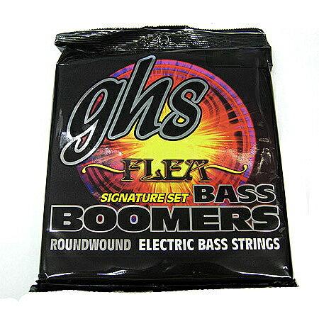 ghs strings(ガス) 「M3045F 045-105×1セット」 エレキベース弦/Flea Signature Bass Boomers/ Standard Long Scale 【送料無料】【smtb-KD】【RCP】:-1