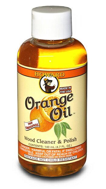 HOWARD ORANGE OIL(オレンジオイル) ×1本【送料無料】【smtb-KD】【RCP】