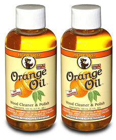 HOWARD ORANGE OIL(オレンジオイル) ×2本【送料無料】【smtb-KD】【RCP】
