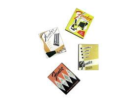 Fender Vintage Catalog Magnets Set/ フェンダー カタログマグネット4個セット 【送料無料】【smtb-KD】【RCP】:-p2