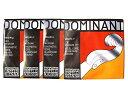 Thomastik INFELD DOMINANT バイオリン弦 ドミナント【4/4用】 E線130(ボールエンド)・A線131・D線132・G線133/EAD...