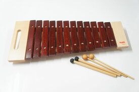 Rhythm poco(リズムポコ)「サイロフォン12音 RP-980/XY」ダイアトニックスケール 木琴/シロホン/RP980XY【送料無料】【smtb-KD】【RCP】【おとをだしてあそぶーGGR】:-p2