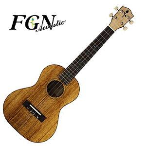 【今だけポイント10倍!25日の深夜まで!】FUJIGEN(フジゲン)「FUS-TT-02」/FGN Acoustic/Tenor Ukulele テナー ウクレレ【送料無料】【smtb-KD】【RCP】:-p5