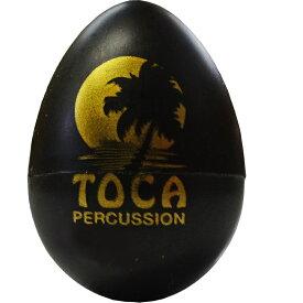 TOCA(トカ) T-2107 EGG SHAKERS BLACK☆T2107 Black エッグシェイカー ブラック 1個 Percussion パーカッション【送料無料】【smtb-KD】【RCP】