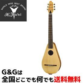 K.YAIRI Compact Series TEKTEK-STD N ヤイリ テクテク スタンダード ナチュラル コンパクトアコースティックギター ミニアコギ【送料無料】【smtb-KD】【RCP】