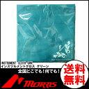 モーリス インストゥルメント・クロス グリーン Morris Instruments Cloth Green 楽器用 クリーニングクロス