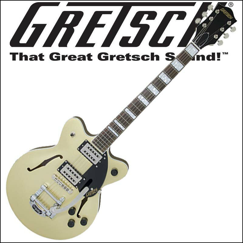 GRETSCH G2655T Streamliner Golddust グレッチ(エレキギター)ストリームライナー・コレクション【smtb-KD】【RCP】:-p5