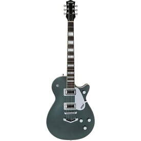 グレッチ エレクトリックギター G5220 Electromatic Jet BT Single-Cut with V-Stoptail Jade Grey Metallic GRETSCH【smtb-KD】【RCP】:-p5