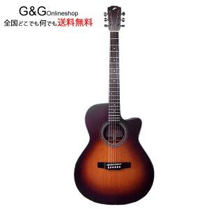 モーリス R-14 BS:ブラウンサンバースト 日本製 エレアコ アコースティックギター MORRIS【送料無料】【smtb-KD】【RCP】