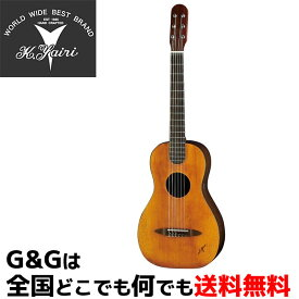 K.YAIRI Compact Series Shizuku-AN ヤイリ シズク アンバーナチュラル コンパクトアコースティックギター ミニアコギ【送料無料】【smtb-KD】【RCP】