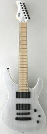 FUJIGEN/フジゲン JMY7-ASH-M TWF☆7弦 エレキギター Transparent White Flat トランスペアレント ホワイト フラット【smtb-KD】【RCP】:-p2
