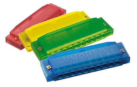 HOHNER(ホーナー) HAPPY COLOR HARP BLUE【送料無料】【smtb-KD】【RCP】