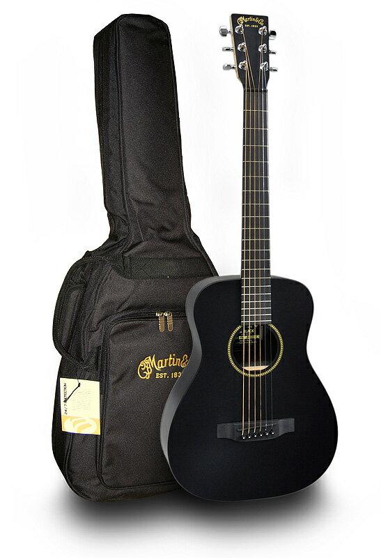 【正規輸入品!今だけ新品大特価】MARTIN(マーチン)アコースティック・ギター「LXBlack」【事前検品でお届けいたします!】【送料無料】【smtb-KD】【RCP】