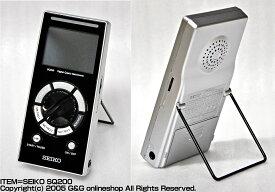 SEIKO デジタルクオーツメトロノーム SQ200【送料無料】【smtb-KD】【RCP】:-as