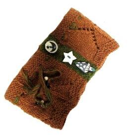 エスニックヘアーバンド 月、星、キノコ モチーフエスニック衣料雑貨エスニックアジアンファッション