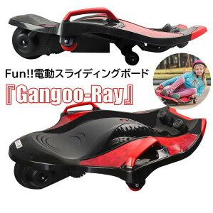 『Gangoo-Ray』 爽快スライディング 電動スライディングボード ミニセグウェイ セグウェイ バランススクーター ずっと修理サービス付