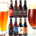 【クリスマス限定】クラフトビール8種8本飲み比べセット<ペールエール、IPA、黒ビール、フレーバービールもこの1箱に>【送料無料】【あす楽:平日14時〆切】