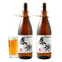 お正月限定 一升瓶ビール<金>2本セット 水引付き【本州送料無料】【あす楽】クラフトビール 地ビール ギフト
