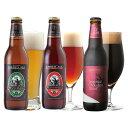 <チョコビール入> 金賞地ビール(クラフトビール)飲み比べセット 3種3本 詰め合わせギフト【本州送料無料】バレンタイン クラフトビ…