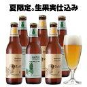 夏季限定フルーツビール2種6本セット<湘南ゴールドオレンジ&パイナップルの クラフトビール 飲み比べ >【あす楽:平日14時〆切】地ビール 詰め合わせ