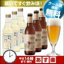 湘南ゴールドビール&サイダーセット(ビール3本、サイダー3本)【送料無料】【あす楽:平日14時〆切】ビール ジュース 詰め合わせ