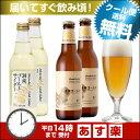 湘南ゴールドビール&サイダーセット(ビール2本、サイダー2本)【送料無料】【あす楽:平日14時〆切】