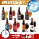 クラフトビール 8種8本 飲み比べセット <冬限定アップルシナモンエール、世界一のIPA など 地ビール 詰め合わせ>【本州送料無料】【…