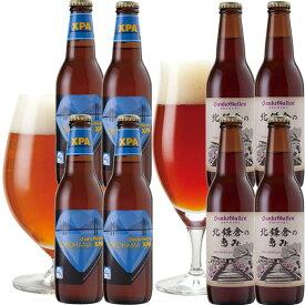 【神奈川地ビールギフト】横浜と北鎌倉の天然水仕込みクラフトビール飲み比べセット(2種×各4本、8本詰め合わせ)【あす楽:14時〆切】結婚・出産内祝い各種のし、誕生日プレゼントギフトシール対応