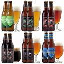 クラフトビール 6種12本 飲み比べセット <フレッシュホップ IPAビール、ペールエール、黒ビール入>【地ビール 詰め合わせ】【あす楽…