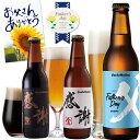 父の日ギフト クラフトビール 飲み比べ 3種3本 セット < 父の日限定 IPA 感謝ビール エールビール 黒ビール > お届け日指定を忘れず…