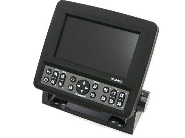 【あす楽対応】本多電子☆ホンデックス(HONDEX) 5型ワイドカラー液晶GPSアンテナ内蔵魚探 HE-601GP2【北・沖 除き送料無料】