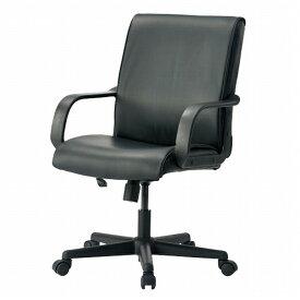 会議用チェア 椅子 GSX 役員イス チェア ブラック 応接セット 会議室に ジョインテックス GSX100 GSX-100(代引決済不可商品)