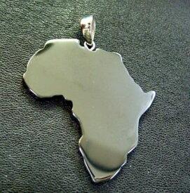 【IL】Silver925 ヘマタイトアフリカペンダント シルバーペンダントトップ 大人気のアフリカシリーズに当店オリジナル登場! 特別価格でご提供!!