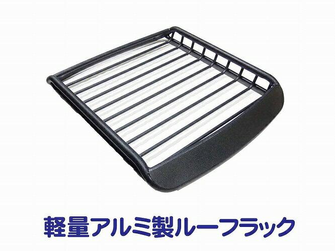 A-X(エークロス)シリーズ アルミ製ルーフラック Sサイズ ブラック
