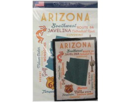 ARIZONA Collectible Patch アリゾナ ワッペン