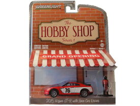 GREENLIGHT The HOBBY SHOP Series 1 2015 Nissan GT-R with Race Car Driver グリーンライト ミニカー