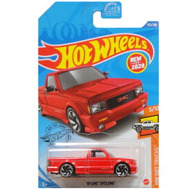 HotWHeeLs HW HOT TRUCKS 91 GMC SYCLONE ホットウィール ミニカー