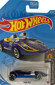 HOTWHEELS HW DREAM GARAGE TWIN MILL ホットウィール ミニカー