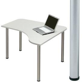 デスクD2 天板Dタイプ(Garage シンプル L字型 l字型 l字 パソコンデスク PCデスク ワークデスク 勉強机 学習机 学習デスク 勉強机 事務机 事務デスク 中学生 高校生 仕事用デスク 使いやすい デスク 机 desk 作業 仕事用机 ) ゲーミングデスク