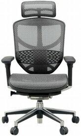 エルゴヒューマン エンジョイ ハイバック ハイブリット機能 パソコンチェア PCチェア ゲーミングチェア ゲーム 株 オフィスチェア 学習椅子 学習チェア 仕事用 事務いす 事務椅子 チェア 椅子 イス 高級感 かっこいい