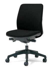 PLUS プラス カイルチェア Kaileチェア パソコンチェア PCチェア オフィスチェア デスクチェア 事務イス 事務椅子 学習チェア 勉強椅子 シンプル 椅子 イス チェア chair キャスター付き 疲れにくい ローバック 肘なし