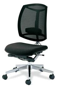 PLUS プラス Foresight フォーサイト オフィスチェア デスクチェア ワークチェア ビジネスチェア パソコンチェア PCチェア 事務椅子 事務チェア 学習チェア メッシュチェア チェア チェアー 椅子 いす イス シンプル 肘なし 在宅