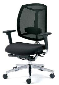 PLUS プラス Foresight フォーサイト オフィスチェア デスクチェア ワークチェア ビジネスチェア パソコンチェア PCチェア 事務椅子 事務チェア 学習チェア メッシュチェア チェア チェアー 椅子 いす イス シンプル 肘付き 在宅