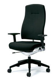 PLUS プラス リオルガワン パソコンチェア PCチェア オフィスチェア デスクチェア 事務椅子 学習椅子 学習チェア 勉強椅子 ユニークチェア シンプル 椅子 イス チェア chair 仕事イス 仕事用椅子 座り心地 肘付き ハイバック